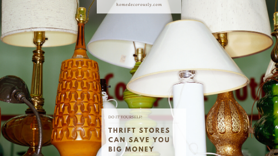 Thrift Stores Can Save You Big Money