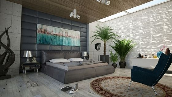 water child bedroom